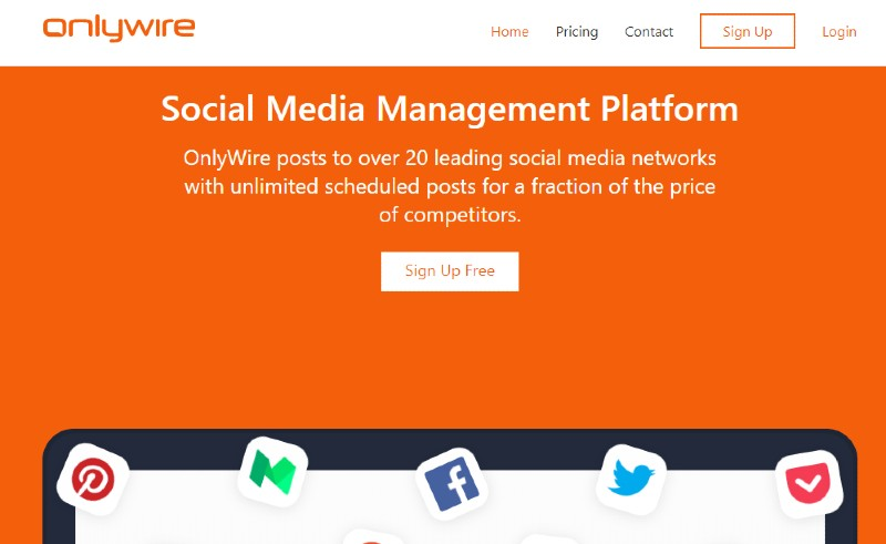 OnlyWire - How to Autoshare Your Blog Posts on Social Media
