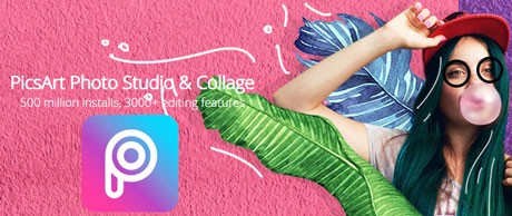 Picsart Photo Studio APP APK Gratis para Android, iPhone y Windows