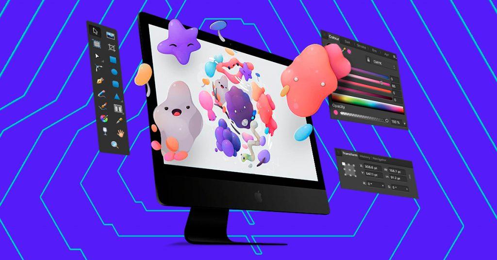 Por qué Affinity Designer es la mejor alternativa a Adobe Illustrator
