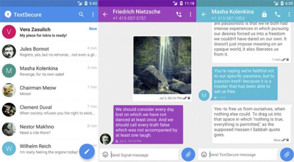 Que es Signal, la alternativa a WhatsApp