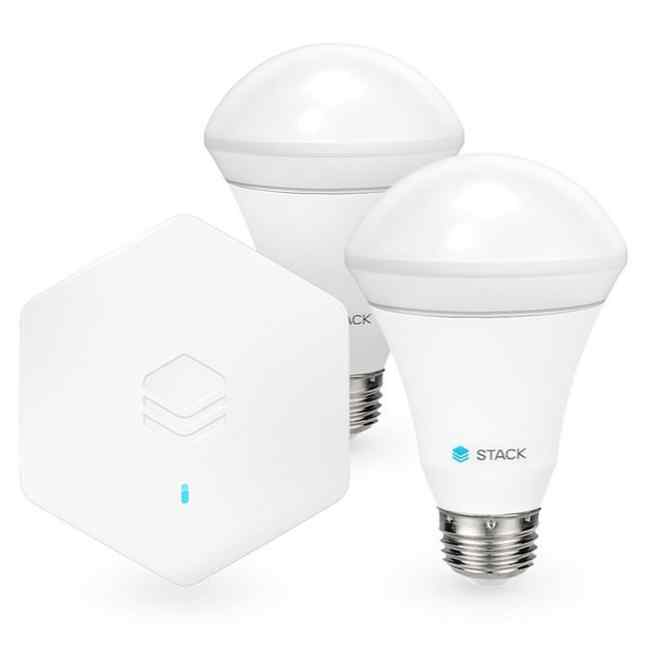 ¿Son las luces inteligentes Stack la alternativa asequible a Philips Hue?
