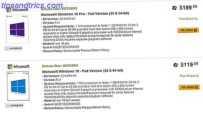 ¿Suscribirse a Windows 10? Microsoft evalúa modelos de pago alternativos