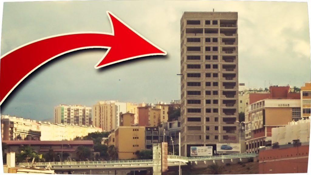 Videos de edificios abandonados y viviendas alternativas