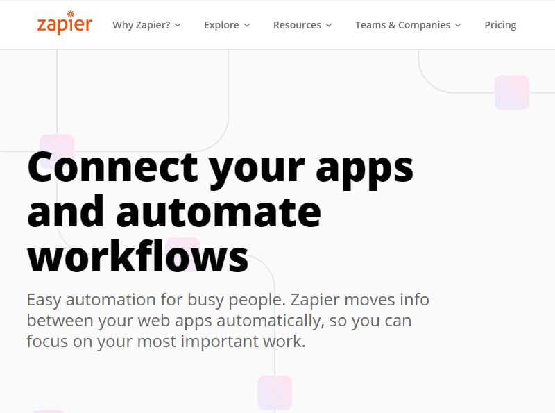 Zapier - How to Autoshare Your Blog Posts on Social Media